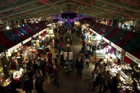 A place for Commerce – The Spruce Meadows International Christmas Market