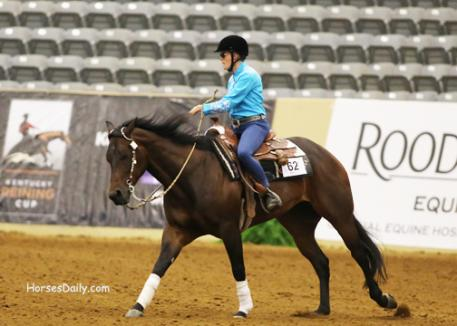 Holly Jacobson (Photo by HorsesDaily.com)