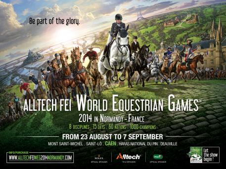 The poster for the Games is also unveiled