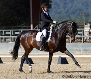 Joan Williams and Devina M are victorious in third levelPhoto: Debbie Hansen