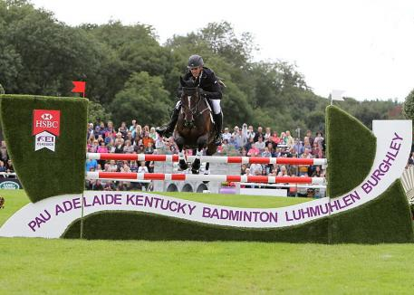 Jock Paget (NZL) and Clifton Promise. (Photo: Kate Houghton/FEI).