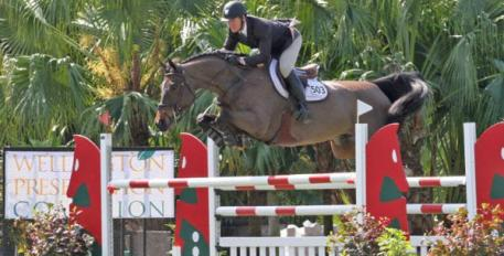 McLain Ward and Coco 135