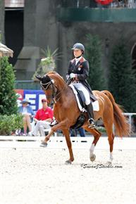 Brandi Roenick and Pretty Lady (Photo: Susan J. Stickle)