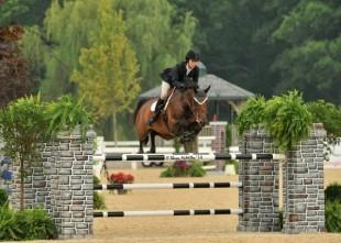 Molly Hay and Kahula. Photo By: Shawn McMillen Photography