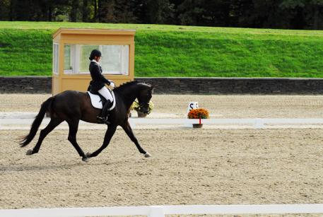 Fie Studnitz Andersen and Rocazino Photo: Lynndee Kemmet