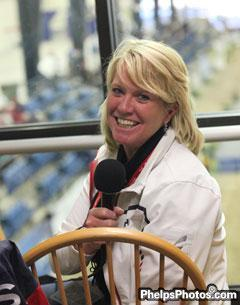 Para commentator, coach, trainer and consultant Jennifer Nell