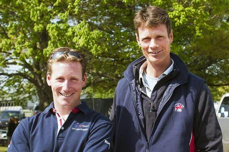 Top-ranked riders Oliver Townend and William Fox-Pitt, both of Great Britain, will compete in the ,000 Horseware Indoor Eventing Challenge opening weekend (November 1 & 2) at the Royal Horse Show. Fox-Pitt currently sits second in the world in the sport of eventing. Photo credit: Michelle Dunn