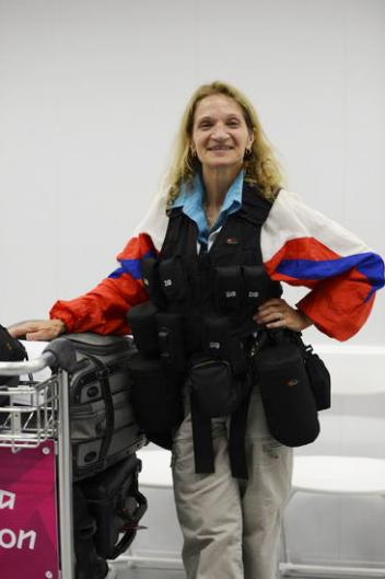 Diana De Rodsa heads out to cover her seventh Olympic Games. Follow her daily reports and image galleries with us.