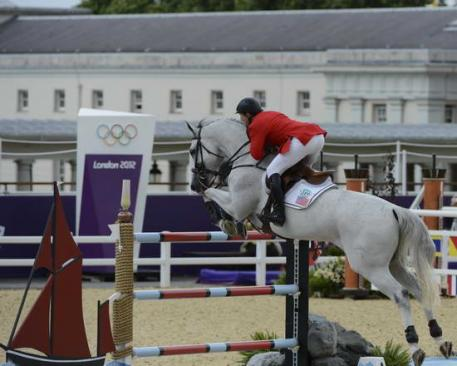 McCalain Ward and Antares earned a spot in the individual competition (Phoot: Diana DeRosa)