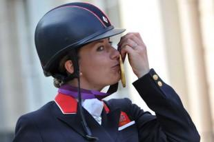 Charlotte Dujardin makes history again by becoming the first Briton to top the FEI Individual Dressage Rankings! (Photo: Diana DeRosa)