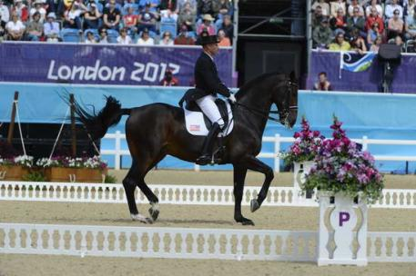 Steffen Peters and Ravel (Photo: Diana DeRosa)