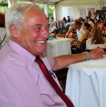 Peter Herchel, FEI International Jumping Judge, Steward and Course Director for FEI Jumping Judges passed away on 11 September. (Photo: Slovak Equestrian Federation).