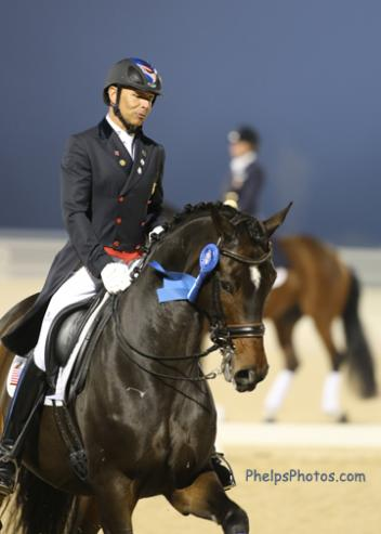 Steffen Peters Takes 7th National Title! (Photo: PhelpsPhotos.com)