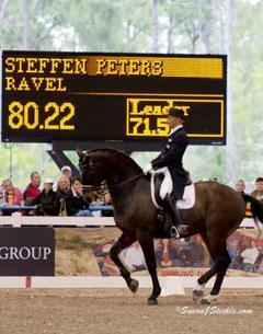 Steffen Peters and Ravel earn highest score of their careercredit-susanjstickle.com