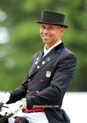 Steffen Peters Photo: Mary Phelps