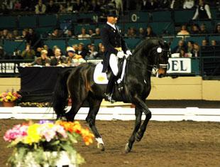 No Surprise Peters and Ravel Win CDI Grand Prix Freestyle at Dressage Week at the Del Mar Horse Show
