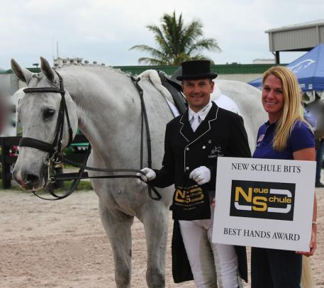 Lars Peterson and Melissa Taylor with Wilano