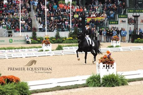 Premier Equestrian is proud to announce its sponsorship of the USEF, as well as being named the Official Dressage Arena supplier of both the USEF and the Adequan FEI North American Junior and Young Rider Championships (NAJYRC) presented by Gotham North