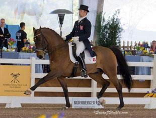 Grand Prix Special winners, Michal Rapcewicz and Randon (Photo: Susan J Stickle)