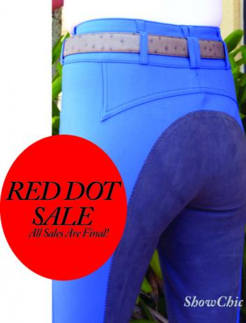 While the best of the best are putting on show stopping performances at Gladstone, ShowChic is bringing the heat with its Red Dot Sale, taking an extra 10% off already reduced sale racks.