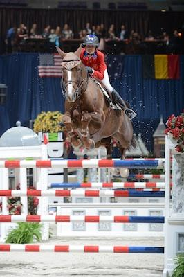 Olympians Reed Kessler and Cylana won last year's 100,000 President's Cup Grand Prix. Photo © Shawn McMillen Photography
