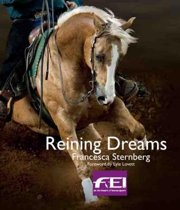 Reining Dreams available now in time for the Holidays!