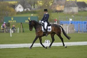 Sam Griffiths and Happy Times posted a score of 43.3 to lead the field by a little less than two marks.
