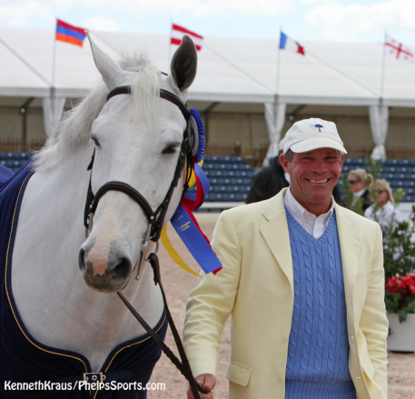 R. Bruce Duchossois to Receive Luminary Award at Equestrian Aid Foundation's Third Annual Event