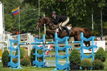 Shane Sweetnam and Solerina. Photo by The Book LLC 2013