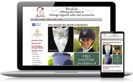 ShowChic's new website will bring the edge of high fashion and the value of free shipping throughout the summer.