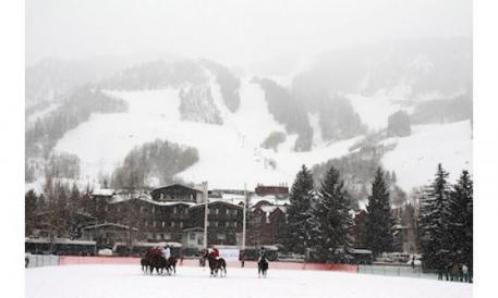 The Piaget World Snow Polo Championship begins Thursday in Aspen.