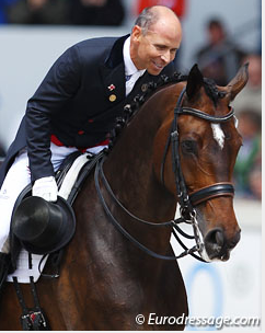 Steffen Peters and Legolas (Photo © Astrid Appels)