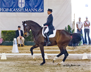 The #1 ranked rider in the U.S., Steffen Peters will compete during CAlifronia Dreaing Productions' upcoming CDI competitions. (Photo: Terri Miller)