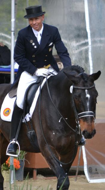 Olympic Dressage Rider Steffen Peters will be a special guest at the upcoming CDS Championships. (Photo: Jennifer M.Keeler)