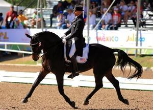 Steffen Peters and Weltino's Magic (Photo: Stockimageservices.com)