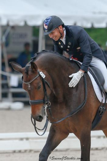 Steffen Peters and Rosamunde (Photo: SusanJStickle.com)