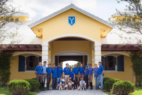Wellington, Florida at Elemis and Cinnia Ranch owned and managed by Yeguada de Ymas  Photo: Maria Guimón