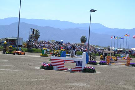 The Strongid© C 2X™ Grand Prix Stadium will again welcome the AIG  Million Grand Prix Sunday, March 16. Photo by Lindsay Yandon