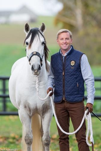 Tobbe is the latest equestrian star to join the line-up of talent on H&C TV.  Photo Credit: La Valetto.