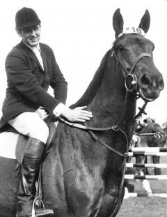 The legendary Irish Olympic event rider and championship course designer Tommy Brennan (pictured here with his horse of a lifetime, Kilkenny) has died at the age of 74.