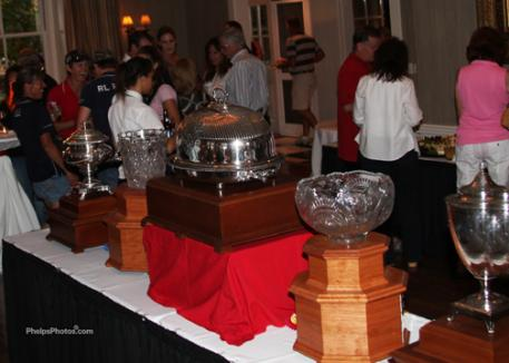 Innaugural Trophies for the National Championships presented by Lamplight Equestrian Center