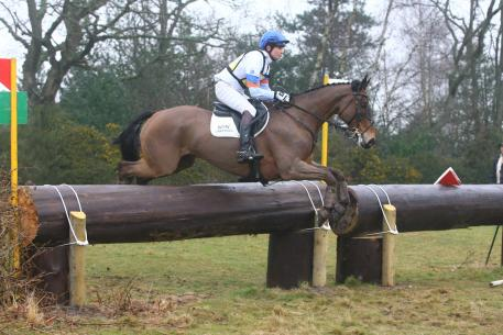 Cruising round Tweseldown on their first run of the 2013 season to take 9th in the open intermediate