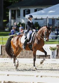 Laura Graves and Verdades at the 2014 U.S. Dressage Festival of Champions presented by The Dutta Corp (Photo: SusanJStickle.com)