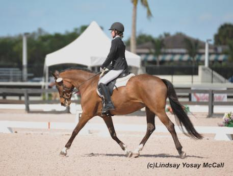 Elle Woolley and P. Sparrow Socks at AGDF in Wellington, FL (Photo: Lindsay Y McCall)