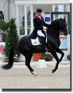 Carl Hester and the fabulous Uthopia
