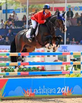 Beezie Madden, USA and Coral Reef Via Volo