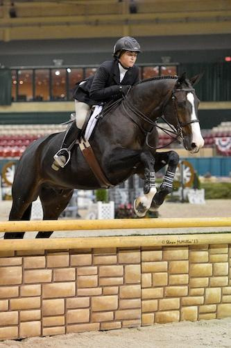 Victoria Colvin and VIP Z. Photo © Shawn McMillen Photography.