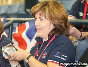Sophie Wells's pround Mom videos the awards. Note the British Team is sponsored by the British Lotto. The British Team also gets funding from Beatle Paul McCartney