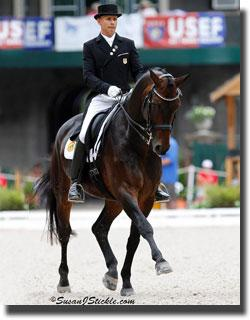 Steffen Peters and Weltino's Magic (Photo: SusanJStickle.com)