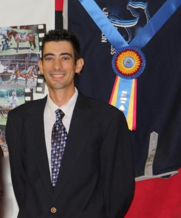 Gary Michael Yeager, who is sponsored by Choice of Champions International, racked up the wins at the American Miniature Horse Registry (AMHR) National Championships.